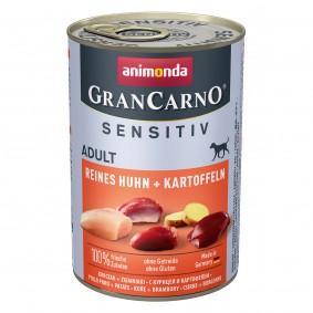 Animonda GranCarno Sensitiv reines Huhn und Kartoffeln