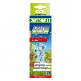 Dennerle CO2 Micro-Flipper - Système d'apport en CO2 pour aquariums jusqu'à 60 l