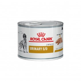 Royal Canin Vet Diet Urinary S/O Hund - Mousse
