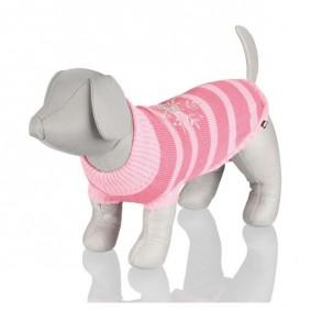 Trixie Hundepullover Richmond rosa