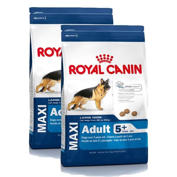 royal canin hundefutter maxi adult 5 2x15kg kaufen bei. Black Bedroom Furniture Sets. Home Design Ideas
