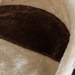 Kerbl Kratzbaum PLANET X braun/beige, 50 x 40 x 127 cm