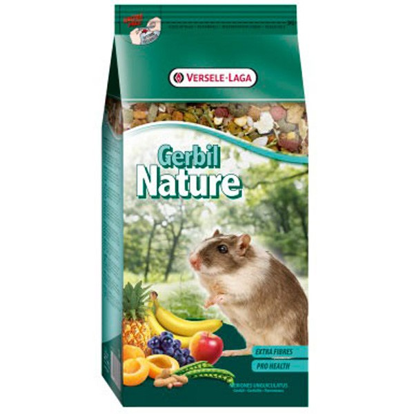 Versele Laga Nagerfutter Premium Gerbil Nature