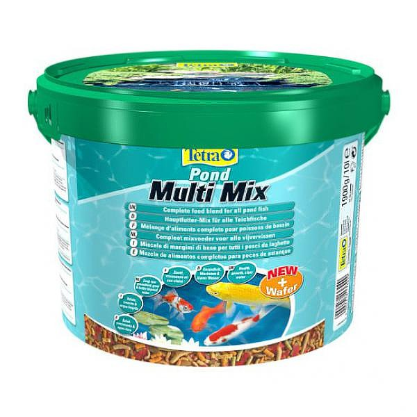 Tetra Pond Teichfutter Multi Mix - 10l