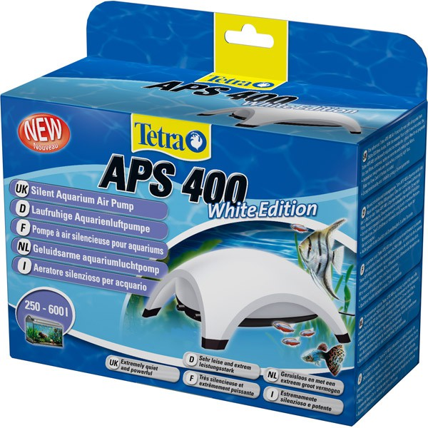 Tetra Luftpumpe APS Edition White