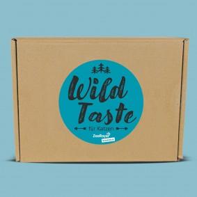 ZooRoyal Schatzkiste - Wild Taste Premium-Edition Katze