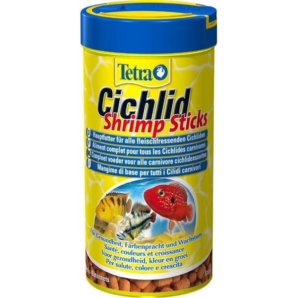 Tetra Cichlid Shrimp Sticks 250 ml