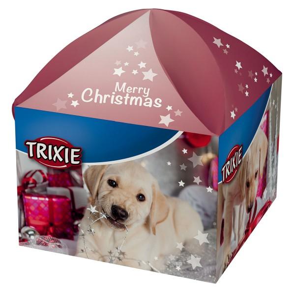 Trixie Weihnachts-Geschenkbox für Hunde
