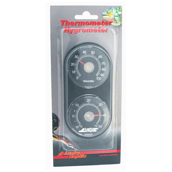 Lucky Reptile Thermometer-Hygrometer