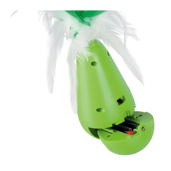 Trixie Steh-auf-Frosch vibrierend Kunststoff, ø6×25cm