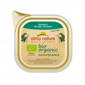 Almo Nature Bio Organic Dog mit Lamm
