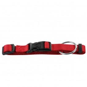 Hunter Ecco Sport Vario Plus Halsung + Zugentlastung rot