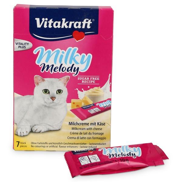 Vitakraft Katzensnack Milky Melody Käse