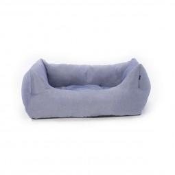 Project Blu Eco Hundebett Bengal blau