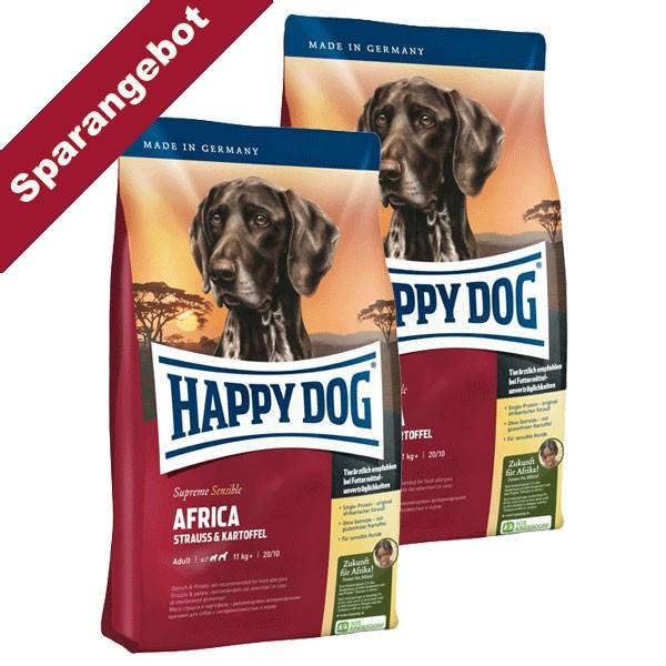 happy dog supreme africa happy dog africa g nstig kaufen. Black Bedroom Furniture Sets. Home Design Ideas