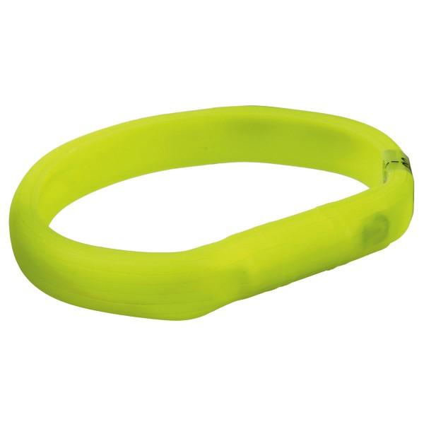 Trixie USB Flash Leuchtband grün