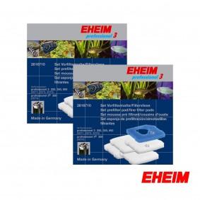Eheim EHEIM Set Filtermatte/Filtervlies professionel 3 im 2er Pack