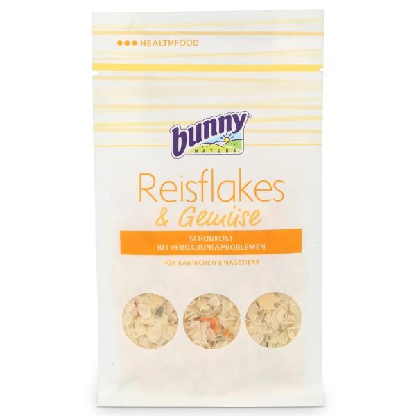 Bunny Reisflakes mit Gemüse 80g
