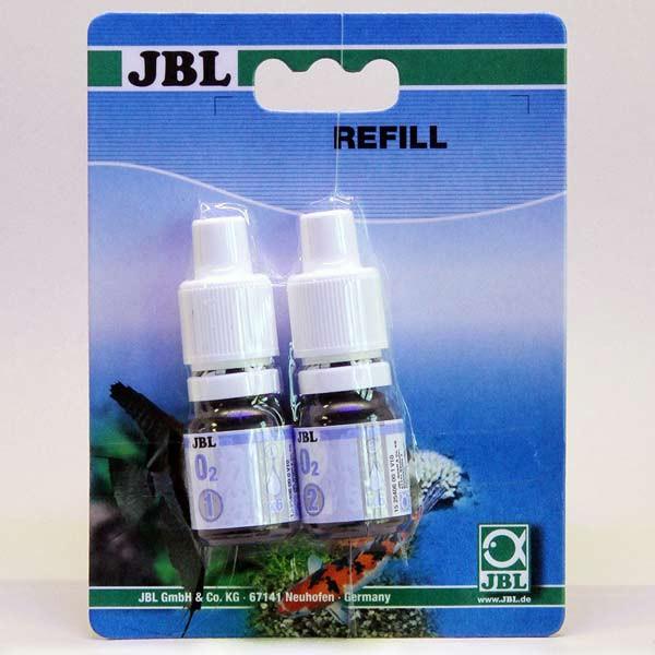 Wassertest Nachfüllreagens/ Refills - Nachfüllreagens O2