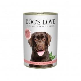 Dog's Love Hypoallergen Pferd mit Pastinaken und Tomaten