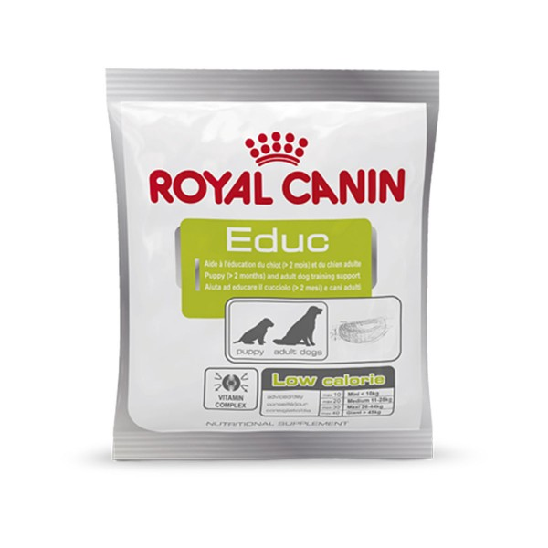 Royal Canin Educ - Snack pour chiens 50 g