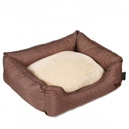 Hunter Hundesofa Boston braun