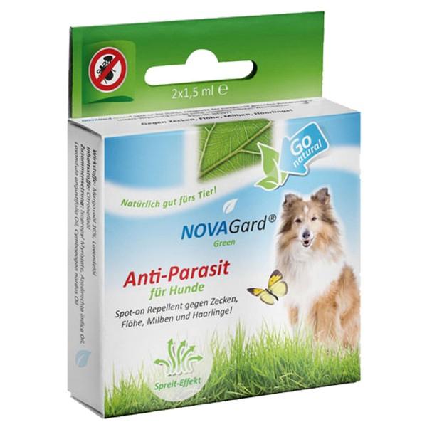 NovaGard Green Anti-Parasit Spot-On für Hunde