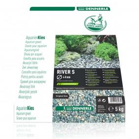 Dennerle Naturkies Plantahunter River 5kg