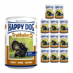 Happy Dog Truthahn Pur 12x400g
