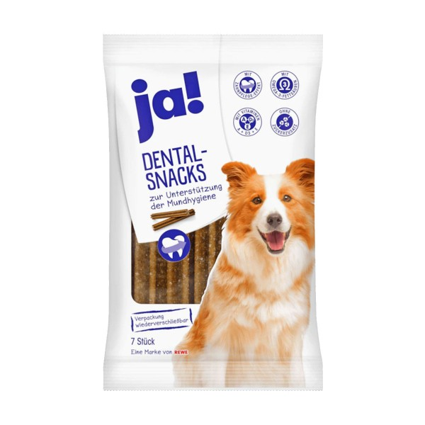 ja! Dental Snacks