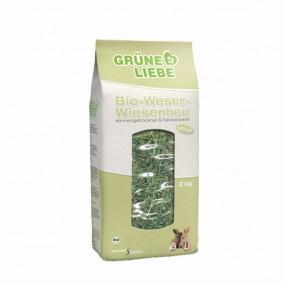 Naturhof Schröder Grüne Liebe Bio Weser-Wiesenheu 2kg