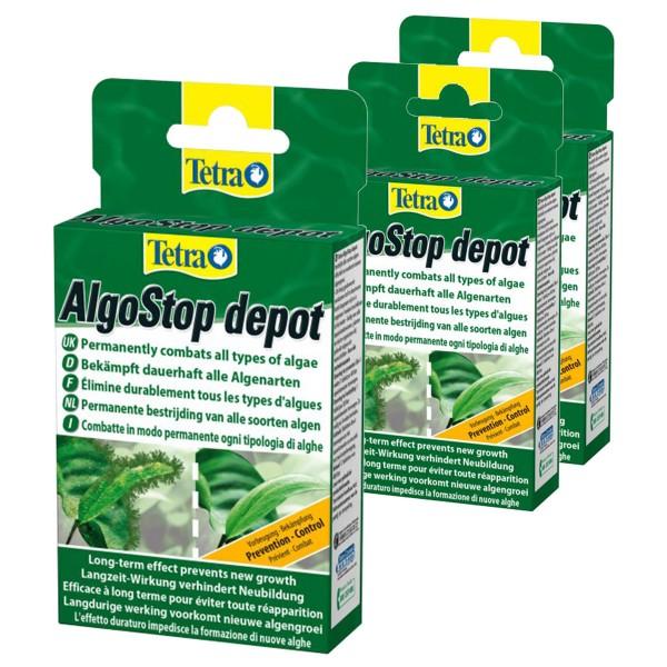 Tetra AlgoStop depot 36 Tabletten