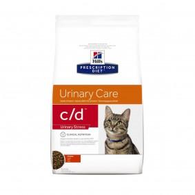 Hill's Prescription Diet c/d Urinary Stress Care Katzenfutter mit Huhn