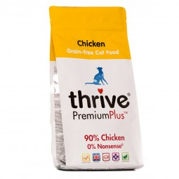 thrive Cat PremiumPlus 90% Huhn