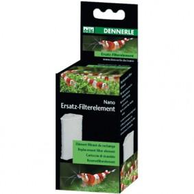 Dennerle Ersatz-Filterelement für Eckfilter