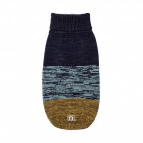 GF Pet Trail Sweater navy