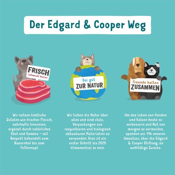 Edgard & Cooper Huhn & Truthahn
