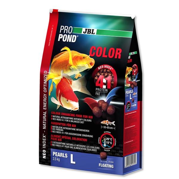 JBL ProPond Color Farbfutter für Koi - L 2,5kg