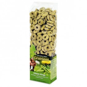 JR Farm Grainless Erbsen-Ringe 150g