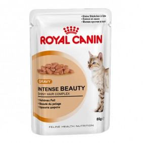 Royal Canin Katzenfutter Intense Beauty in Soße 85g