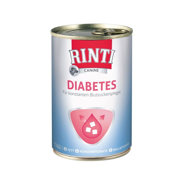 Rinti Hunde-Nassfutter Canine Diabetes