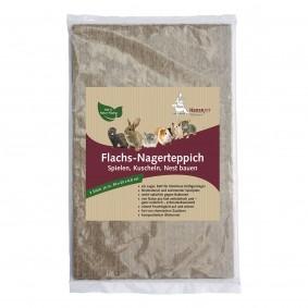 Hansepet Flachs-Nagerteppich 40 x 25 x 0,8 cm