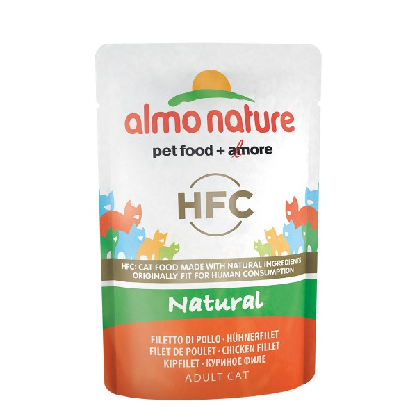 Almo Nature HFC Nature Hühnerfilet - 55g
