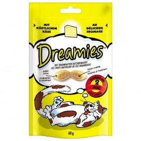 Dreamies Katzensnack mit Käse