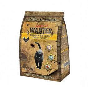 Porta 21 Katzenfutter Wanted Huhn