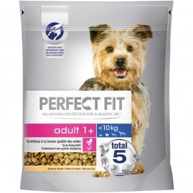 PERFECT FIT™ Hund Trocken Adult 1+ XS/S mit Huhn