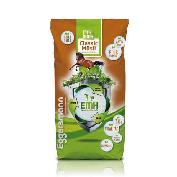 Eggersmann Pferdefutter EMH Classic Müsli 20kg