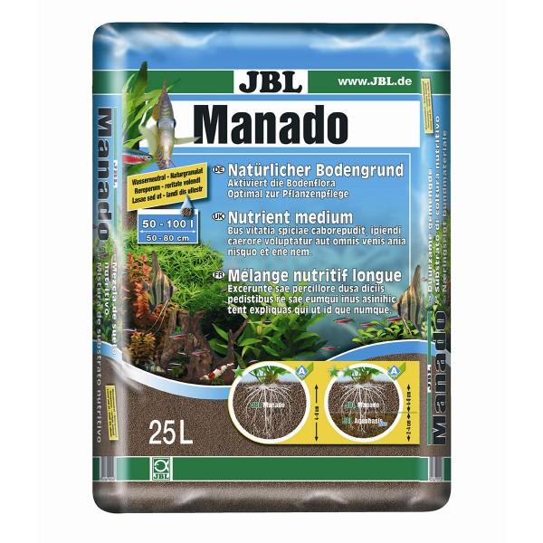 JBL Manado natürlicher Bodengrund - 25l