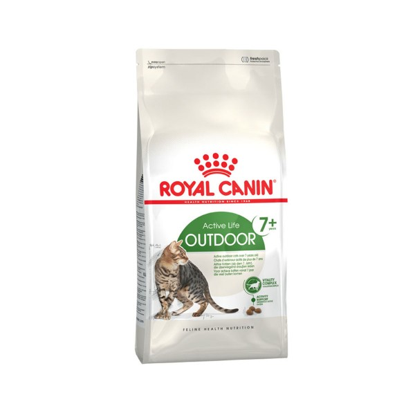 Royal Canin Outdoor Mature +7 Aliment pour chats