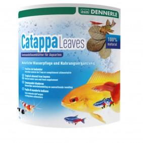 DENNERLE AquaRico Catappa Leaves, 10 ks listů mandlovníku mořského
